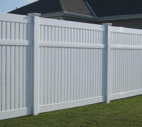 5' Chesapeake Semi-Privacy Fence-0