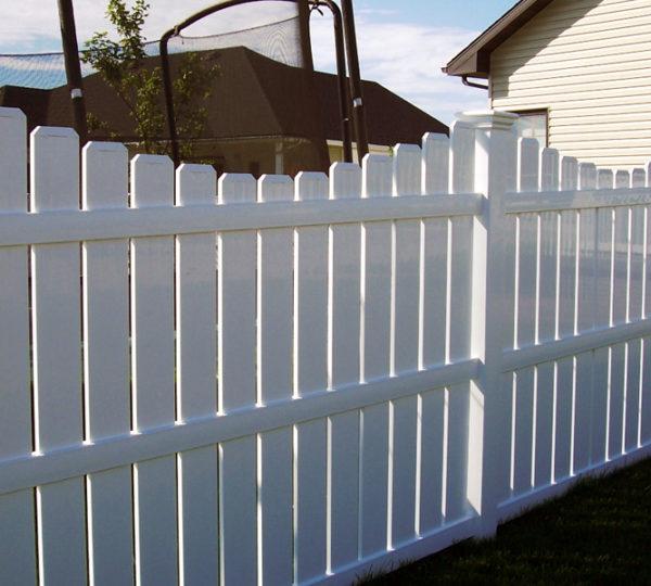 4' Terrace Semi-Privacy Fence-0