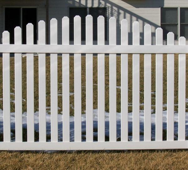 3' Sierra Picket Fence-257