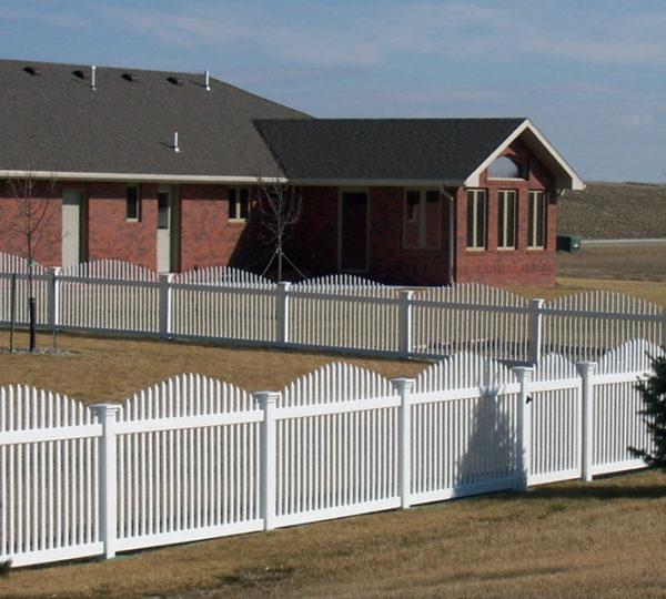 4' Sierra Picket Fence-263