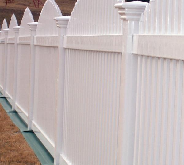 4' Sierra Picket Fence-264