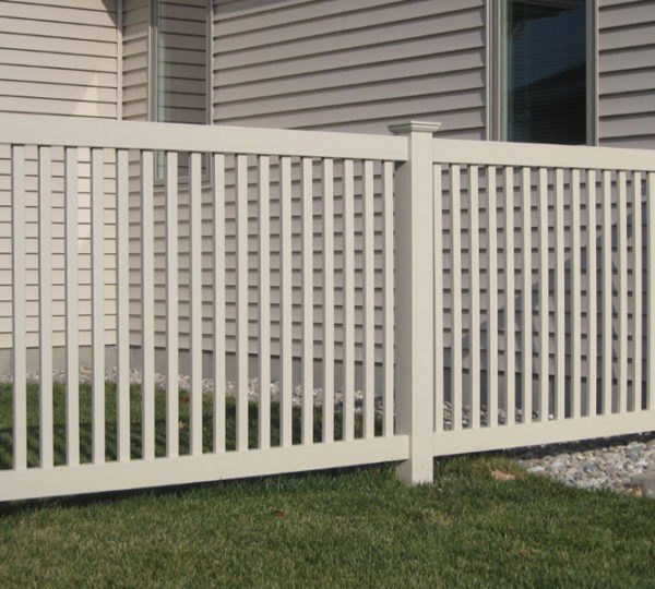 4' Lincoln Picket Fence-298