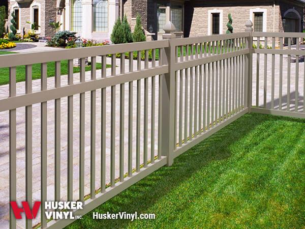 4' Pool Picket Fence-184