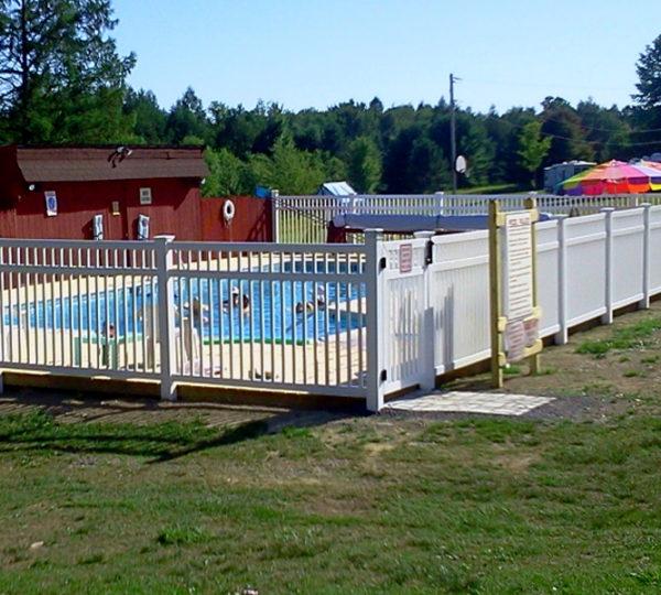 6' Pool Picket Fence-194