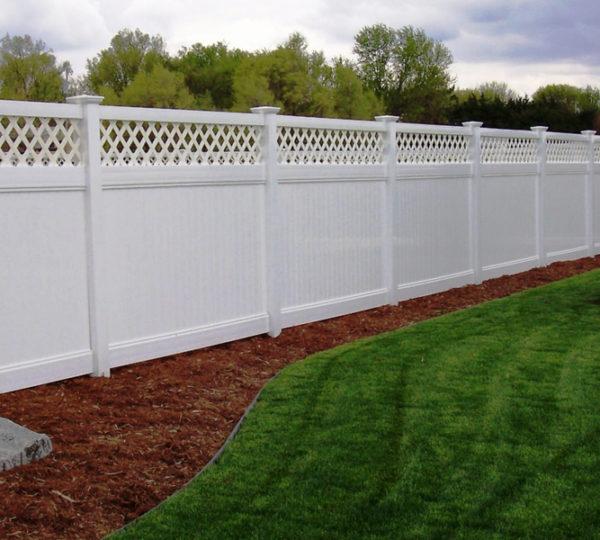 Villa Privacy Fence