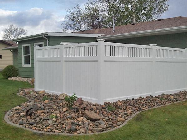 Estate Privacy Fence