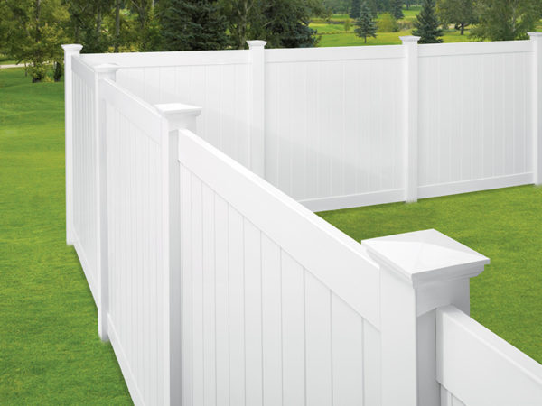 Legacy Privacy Fence